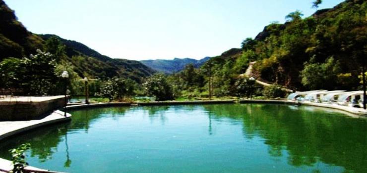 十渡太平生态猴山景区
