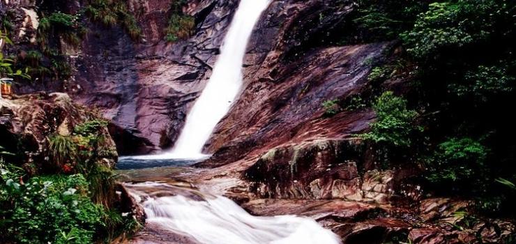 花岩国家森林公园