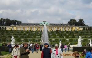 【波茨坦图片】2012年9月22日--波茨坦皇宫和园林