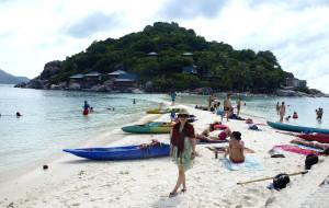 【苏梅岛图片】【泰国】一个人旅行   从苏梅岛开始