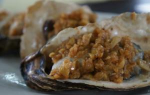 珠海美食-横琴蚝庄