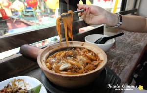 吉隆坡美食-金莲记(茨厂街)