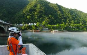 【新安江图片】17度的建德,给你清凉一夏