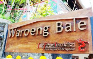 巴厘岛美食-Fair Warung Bale