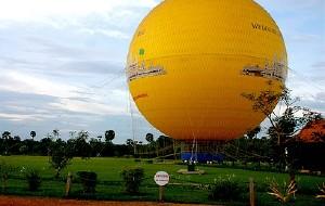 吴哥窟娱乐-Angkor Balloon