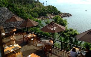 苏梅岛美食-The Height Restaurant at Silavadee Resort