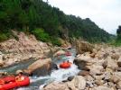 猛洞河仙溪漂流