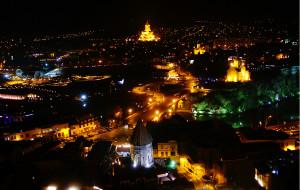 【格鲁吉亚图片】高加索: 格鲁吉亚—帝国的边缘  '国内的消费欧洲的风景•间隔年(八)(发现这一路上最适合生活的城市第比利斯)