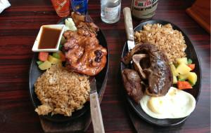 菲律宾美食-I love BBQ
