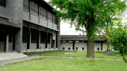 扬州景点-史可法纪念馆