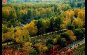 【乌兰浩特图片】【原创摄影】纵穿大兴安岭之十九——走进英雄的科尔沁大草原