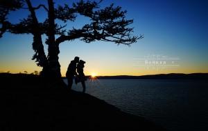 【俄罗斯图片】【请3天假,我们就去西伯利亚】登临瀚海——爱上贝加尔湖深秋的金黄与深蓝