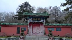 大同景点-关帝庙