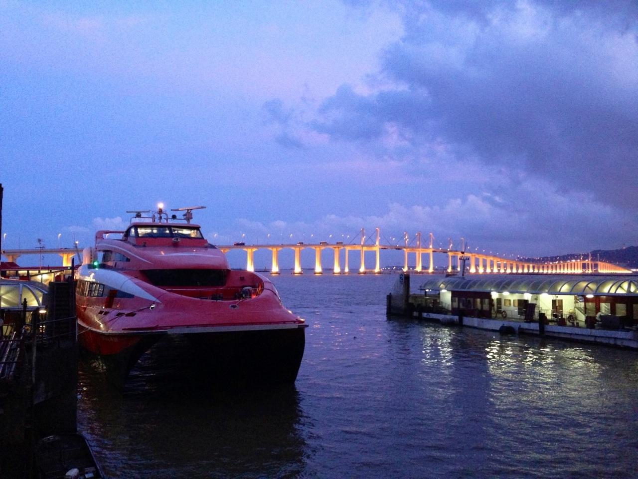 澳门渔人码头