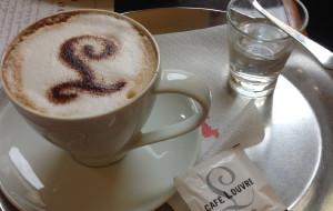 布拉格美食-Cafe Louvre
