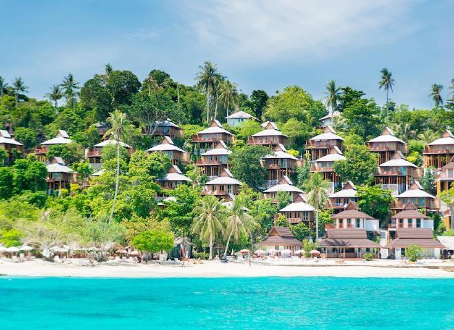 皮皮岛海滩度假酒店预订