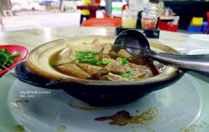 马来西亚美食-新峰肉骨茶