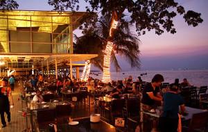 芭提雅美食-梦亚莱海边餐厅