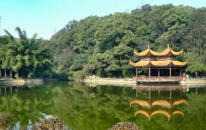湖南娱乐-长沙南郊公园