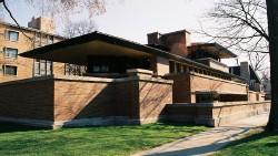 芝加哥景点-罗比之屋(Frederick C. Robie House|Robie House)