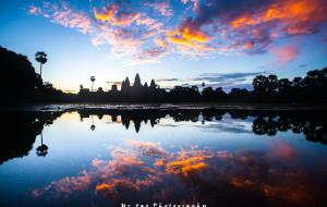 """【吴哥窟图片】柬埔寨︱四个人的""""五月盛放""""-和小伙伴在吴哥的日子"""