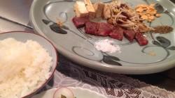 神户美食-神户牛和黒(北野坂店)