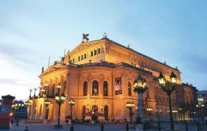 德国娱乐-法兰克福歌剧院