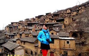 【盂县图片】2014春节行——山西大汖,一座正在消失的千年古村!