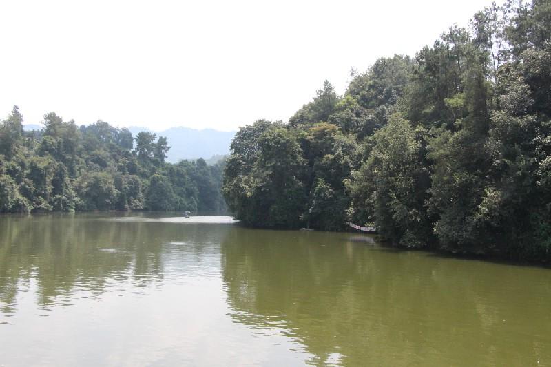 朝阳湖风景区