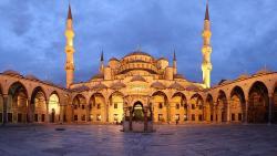 土耳其景点-蓝色清真寺(Blue Mosque)