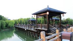 常州景点-淹城遗址