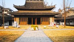 扬州景点-扬州八怪纪念馆