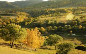 【乌兰布统图片】再见草原----中秋的享受
