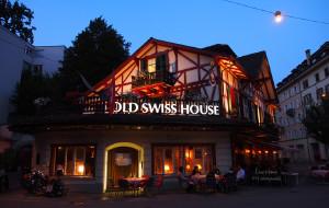 卢塞恩美食-Restaurant Old Swiss House