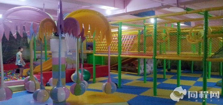 时尚宝贝儿童游乐园