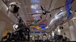 芝加哥景点-科学工业博物馆(Museum of Science and Industry)