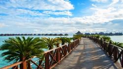 仙本那景点-马布岛(Mabul Island)