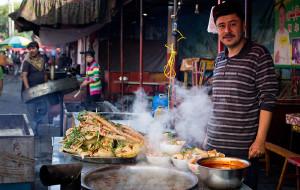 新疆美食-汉人街