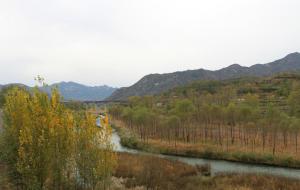 【大汖图片】滹沱河岸边的那一处~~~大汖