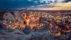 土耳其景点-格雷梅露天博物馆(GoremeOpenAirMuseum)