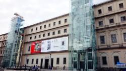 马德里景点-索菲亚王后艺术中心