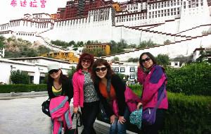 【浪卡子图片】云端上的西藏(西宁门源、拉萨、林芝、纳木错、羊卓雍错、卡若拉冰川)