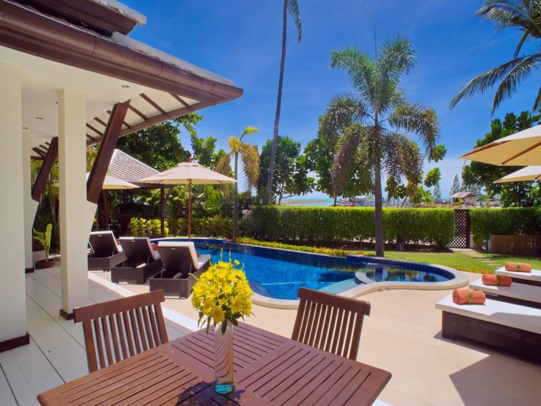 巴哈里私人泳池别墅酒店