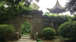 扬州景点-普哈丁墓