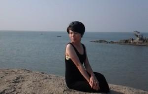 【钦州图片】第一次看海--我在钦州三娘湾
