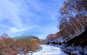 【乌拉特前旗图片】大桦背的第一场雪