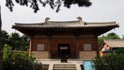 五台山景点-南禅寺