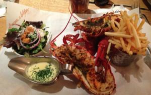 英国美食-Burger and Lobster