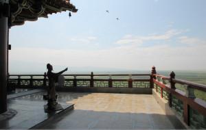 【永济图片】鹳雀弄影黄河上,峨嵋塬头道西厢--蒲州永济