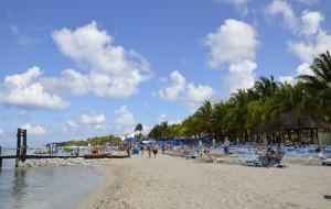 墨西哥娛樂-天堂沙灘